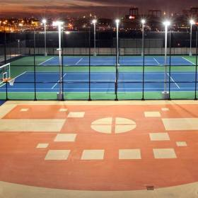 Sports Court Equipment